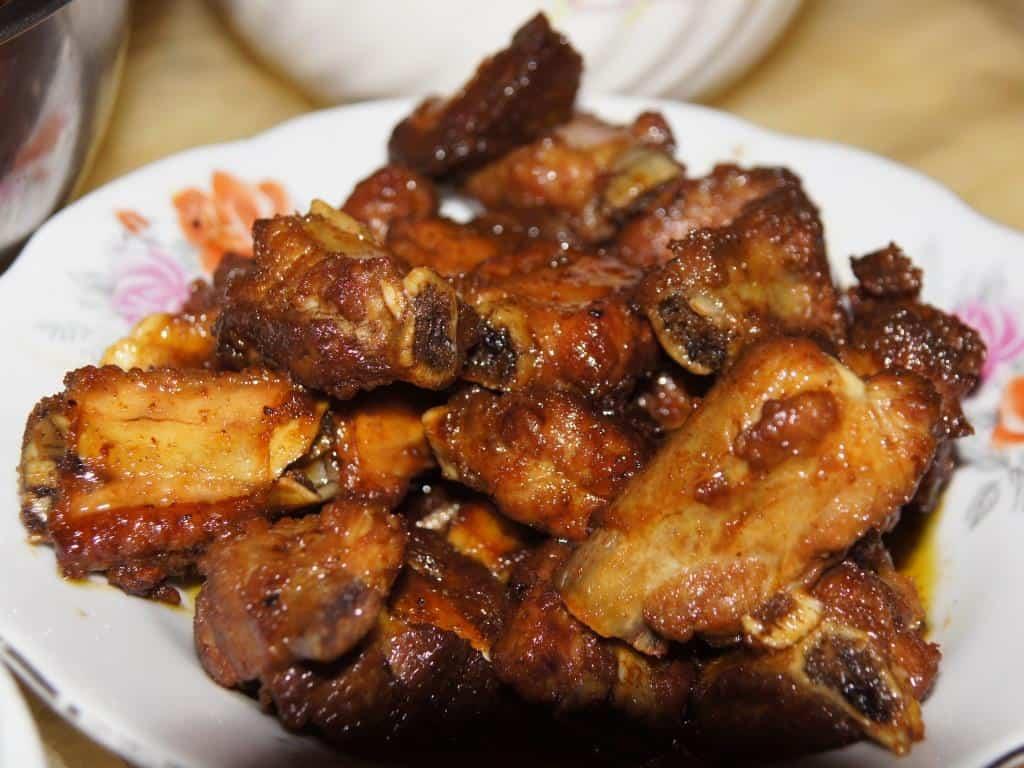 Tang Cu PaiGu - Süss-saure Schweinerippchen