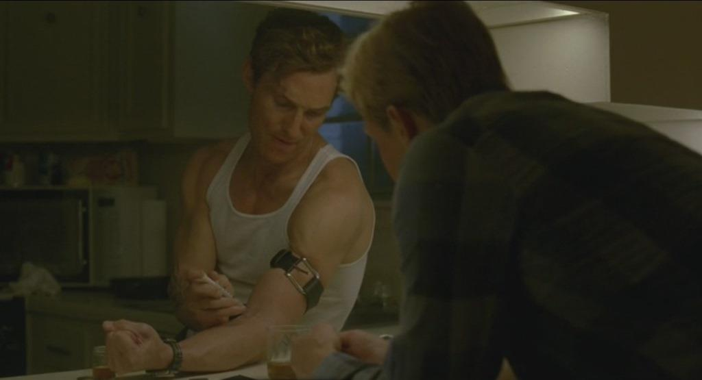 True Detective, Ink & Cayenne (Screenshot)