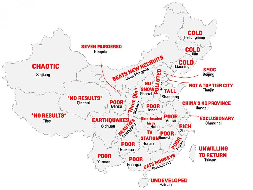 China by Autocomplete…
