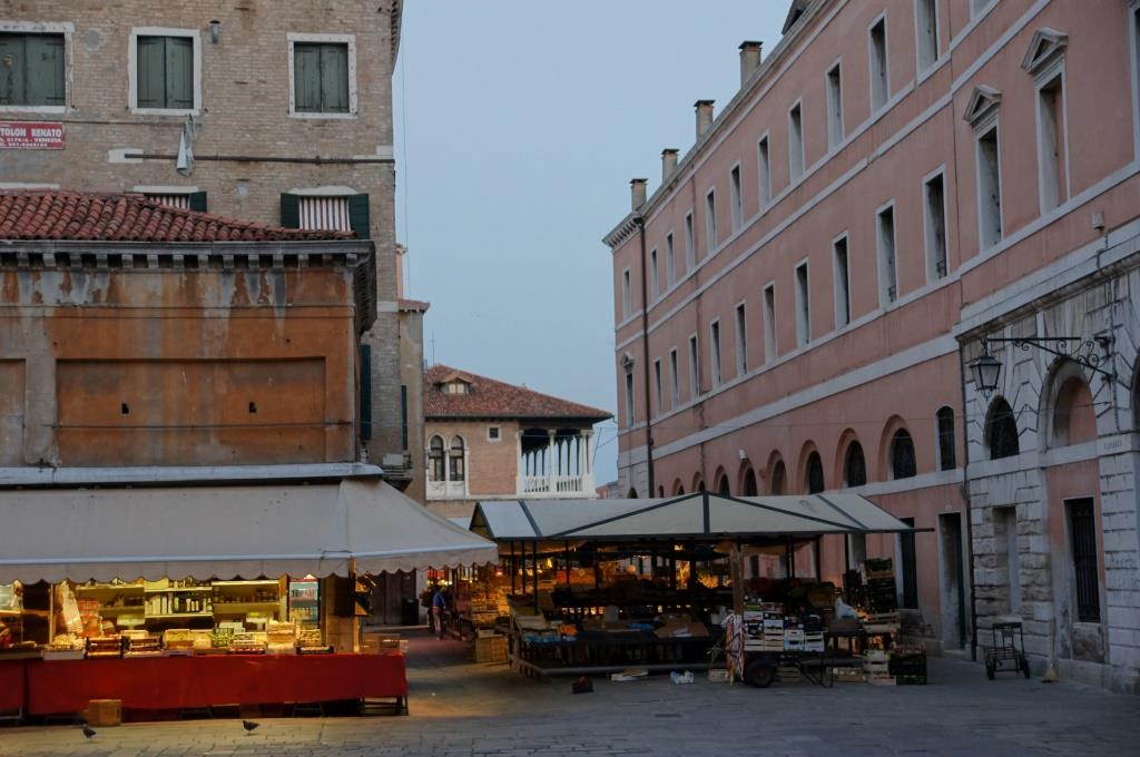 Market Monday: Venice, Mercato Rialto