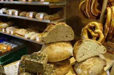 Meinl am Graben, Brot