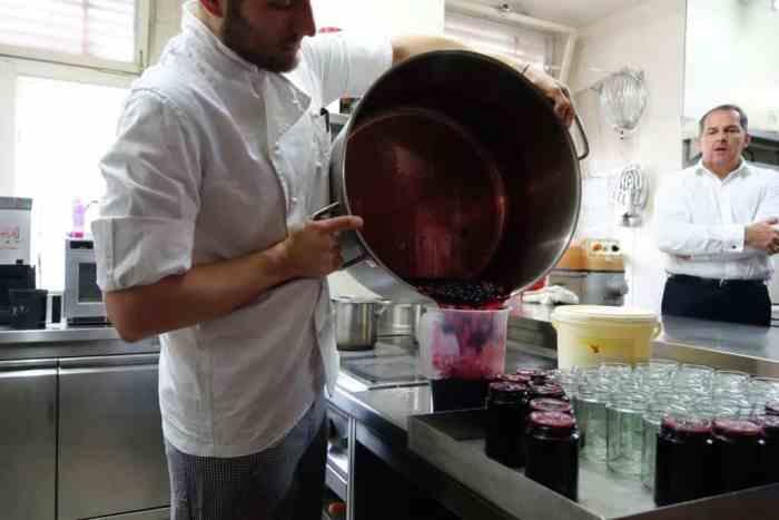 Meinl am Graben, Behind the Scenes in the Bakery