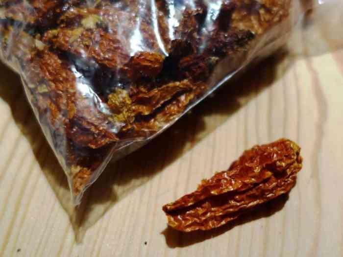 Shuanshuanla, der chinesische Ghost Pepper