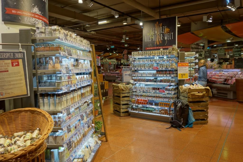 Market Monday: Spar Supermarkets and Modern Spice Trade