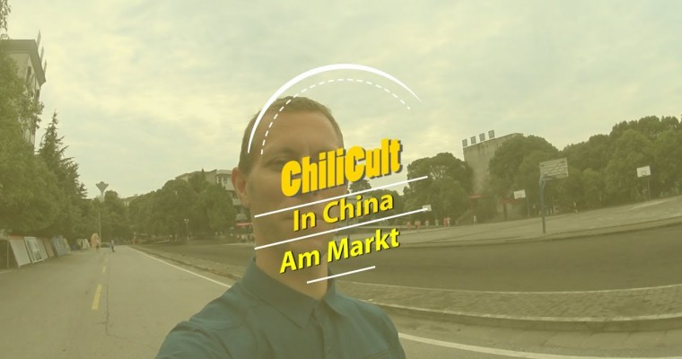 Bauernmarktgedanken in China