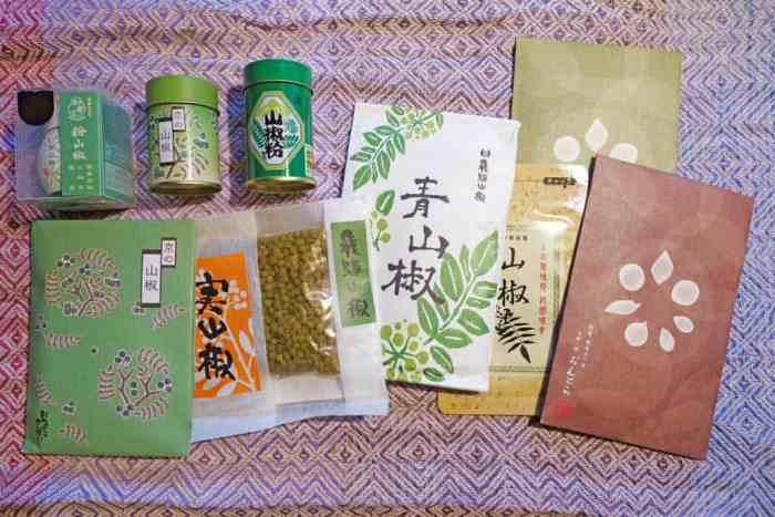 Sansho from Japan