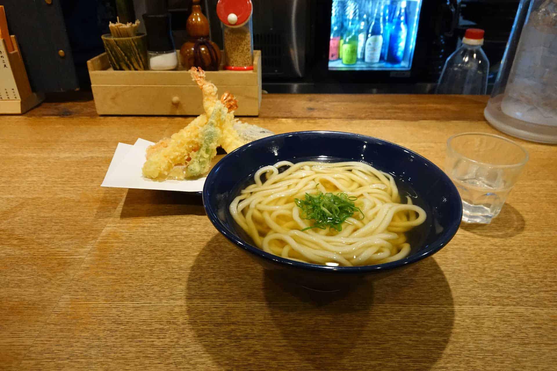 Seeking Spice in Japan 14: Shin Udon