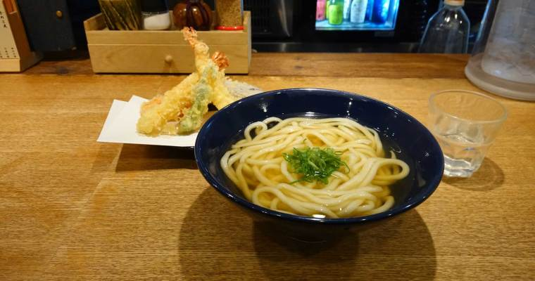 Seeking Spice in Japan 14: Shin Udon