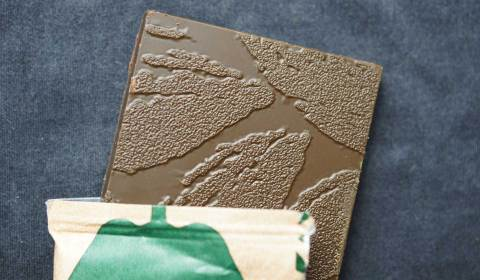 Meiji The Chocolate Matcha
