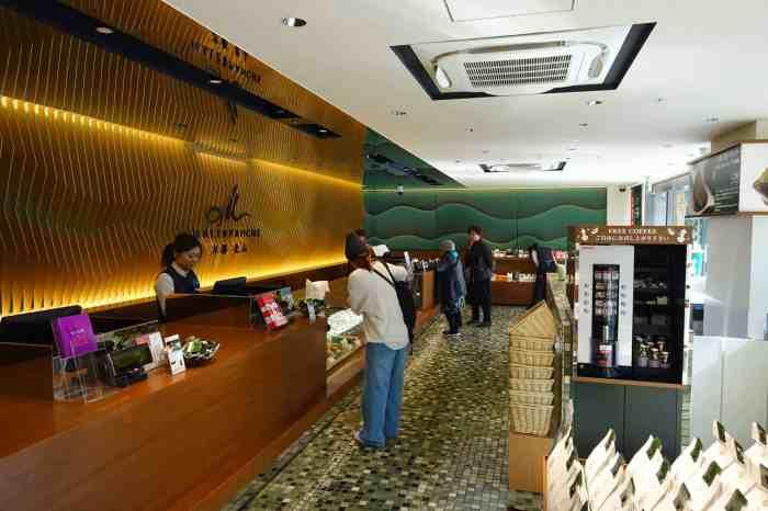 Malebranche Store, Kyoto