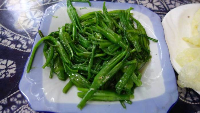 Unknown Green (Vegetable) in Dali