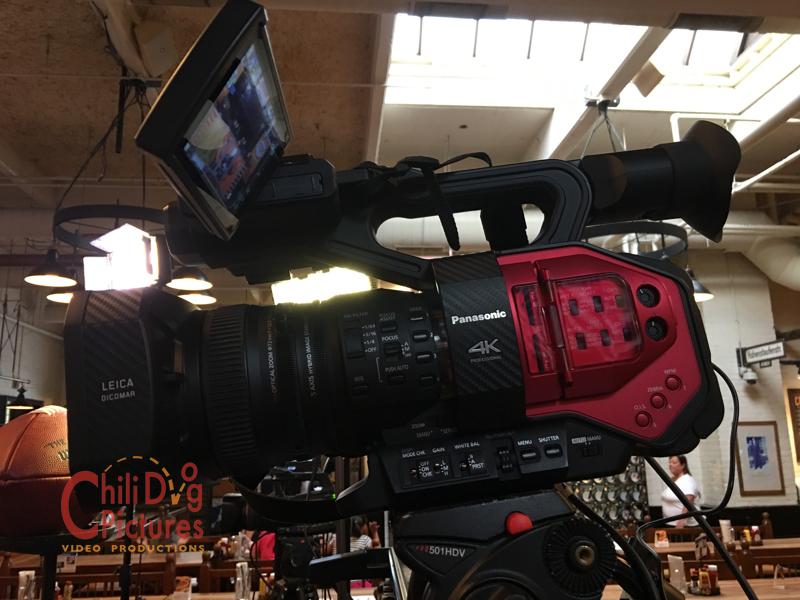 Facebook Live Video Multi-Camera Production Company in Cincinnati