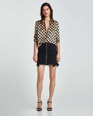 Zara Silk Blouse £69.99