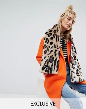 ASOS print scarf £31.50