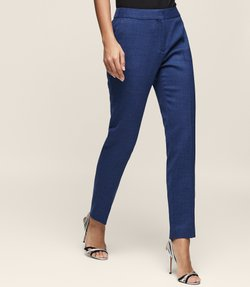 Reiss Bright Blue Trousers £130