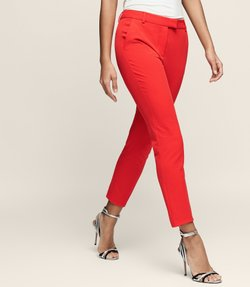 Reiss Cropped Trousers £110