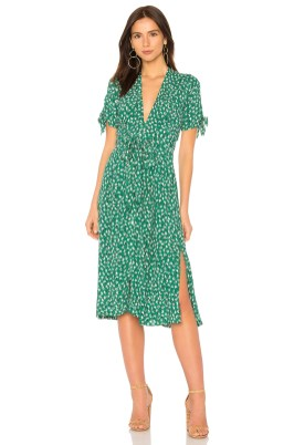 NINA MIDI DRESS FAITHFULL THE BRAND FAITHFULL THE BRAND£127.61