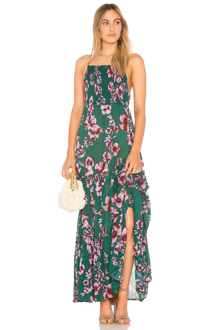 GARDEN PARTY MAXI DRESS FREE PEOPLE Free People £59.88 WAS £91.25