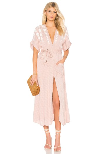 LOVE YOU DRESS FREE PEOPLE £91.25