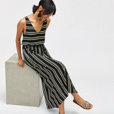 STRIPE V NECK MAXI DRESS £39.00