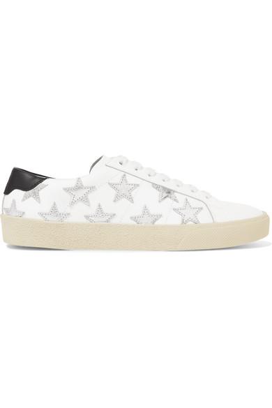 Saint Laurent Classic Court Sneaker £425