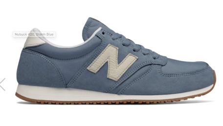 New Balance Nubuck 420 £70.00