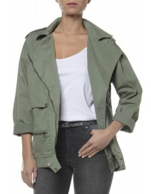 Reiko Khaki Jacket €135