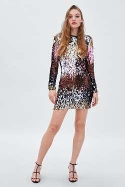 Zara Multicoloured Dress £39.99