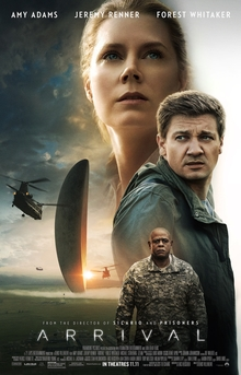 Arrival - Best Oscar Movie Poster - Chilliprinting
