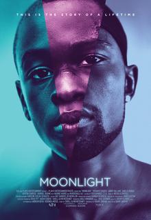 Moonlight - Best Oscar Movie Poster - Chilliprinting