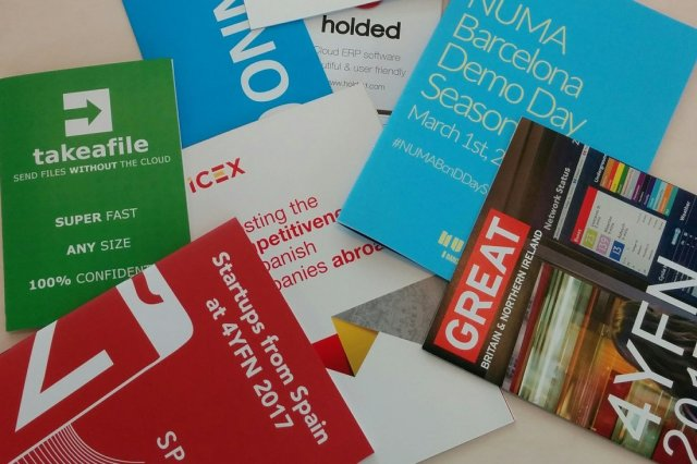 Brochures - 10 Types of Print Marketing That Help Your Business - Chilliprinting