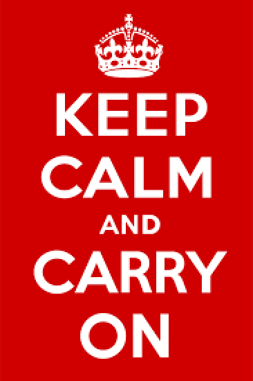 Keep Calm and Carry On - Most Successful Posters in History - Chilliprinting