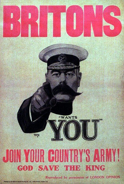 Lord Kitchener Political Poster - What Are The Different Types Of Posters