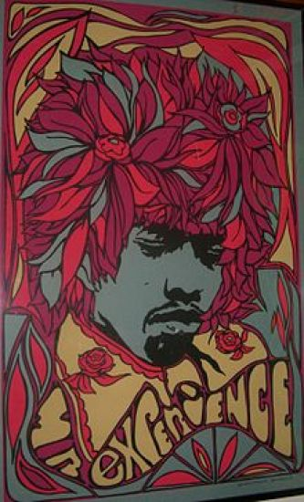 The Blacklight Poster - Most Successful Posters in History - Chilliprinting
