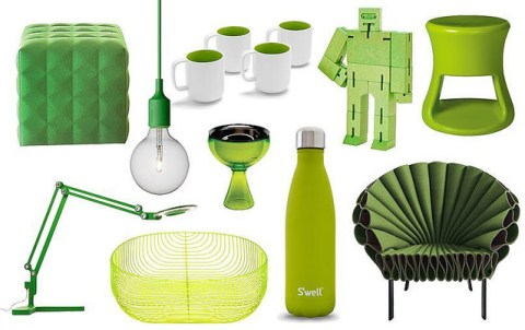 greenery usage - how to use pantones color of the year in your designs - chilliprinting