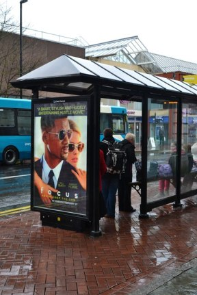 bus stop movie poster paper size - chilliprinting