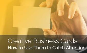 How Creative Business Cards Are A Sure-fire Way To Catch Attention