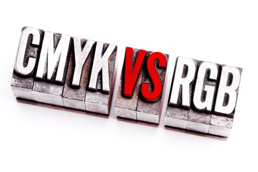 Converting files from RGB to CMYK is essential for best print results