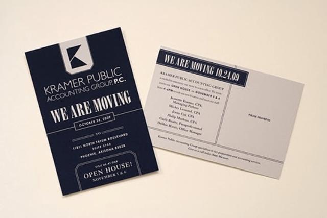 Marketing Postcards