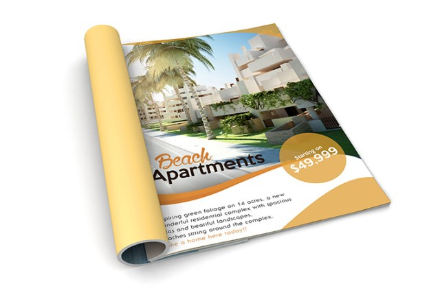 Print Marketing-Brochure