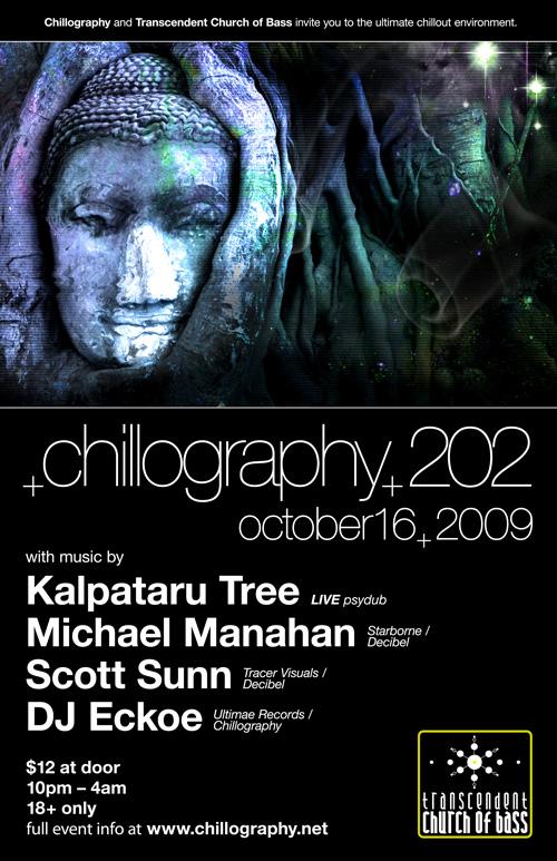 Chillography 202 e-flier