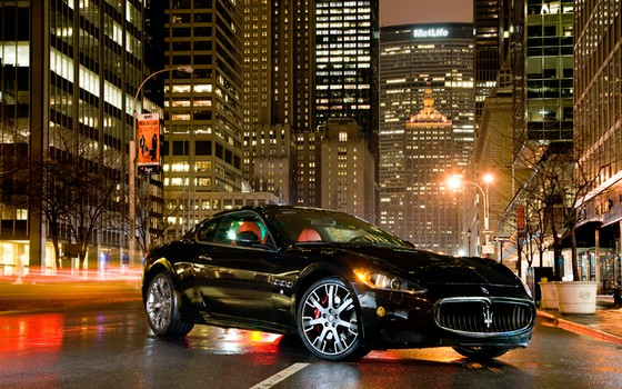 maserati granturismo02 in Top 5 Most Beautiful Cars In 2009