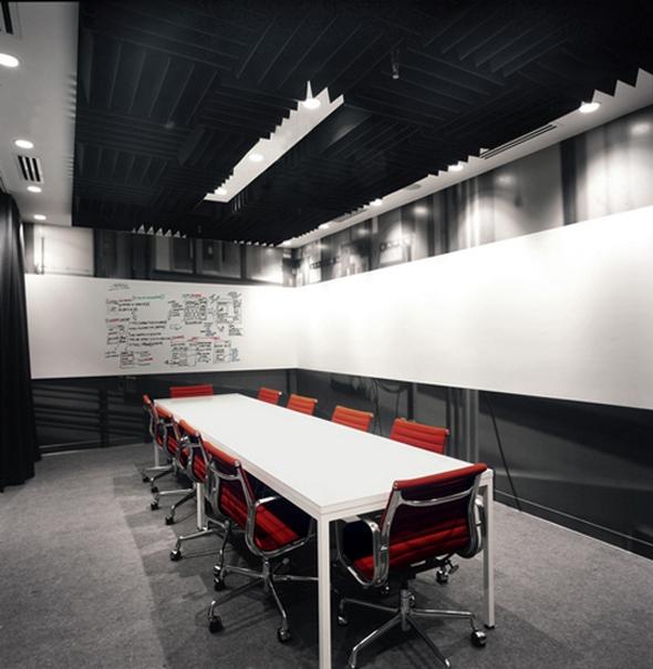 facebook office design