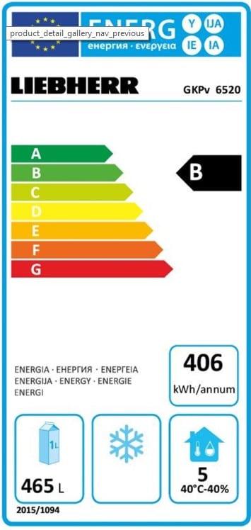 GKPv 6520 energie