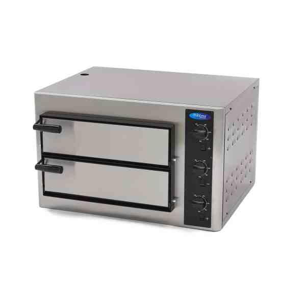 maxima-deluxe-pizza-oven-4-4-x-25-cm-double-400v