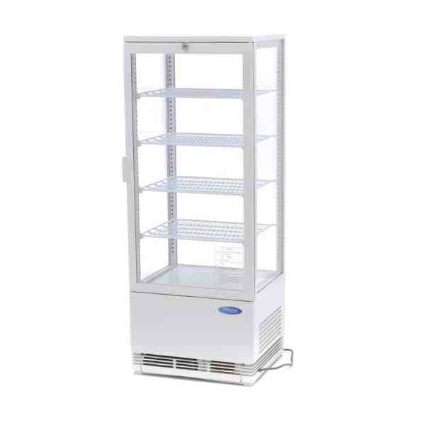 maxima-refrigerated-display-98l-white