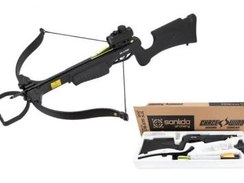 Sanlida recurve chase wind crossbow