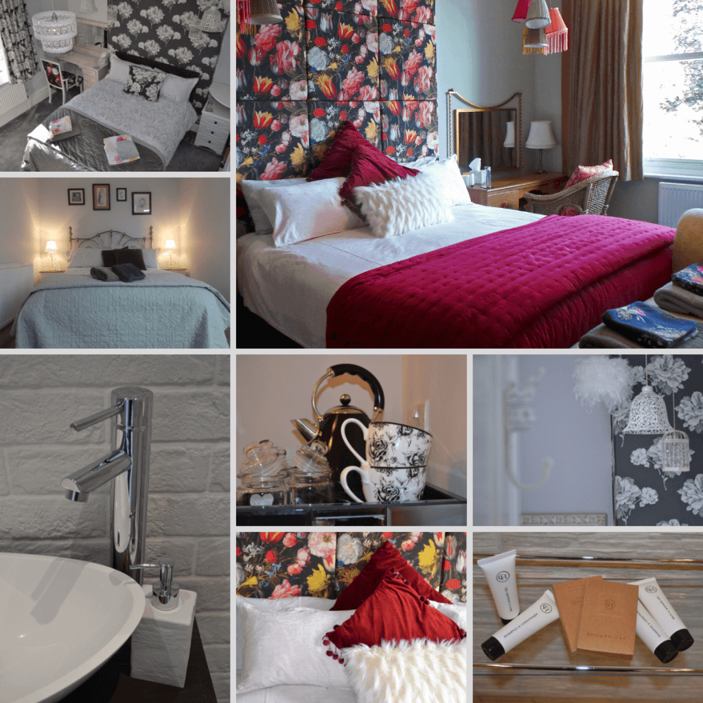 Chilton House Oswestry bedrooms