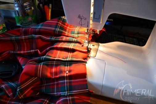 Sice cosplay skirt - FF Type0