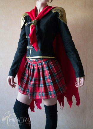 Sice cosplay skirt - FF Type0